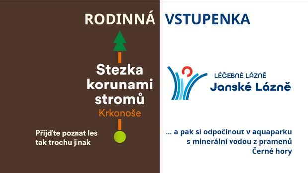 Kdo vyhrál vstupenku na Stezku korunami stromů a voucher do aquacentra?