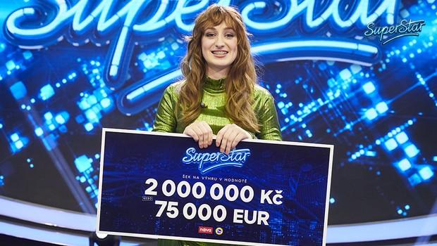 Bára Piešová po výhře v SuperStar: Co plánuje do budoucna?