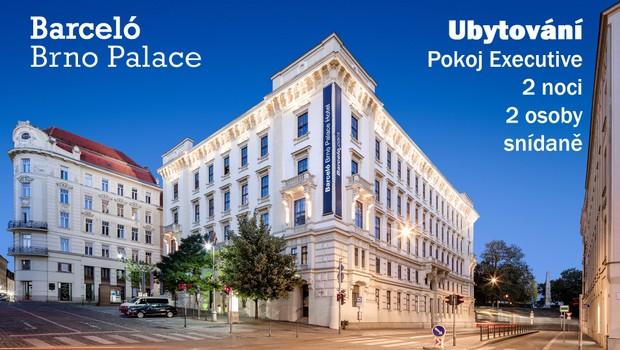 Kdo vyhrál poukaz na pobyt v pětihvězdičkovém hotelu v Brně pro dvě osoby?
