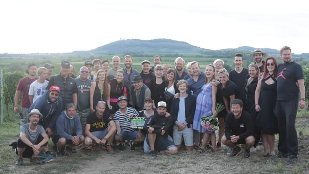 Dojemné video: Oblíbení herci se po letech opět sešli při natáčení filmu 3Bobule