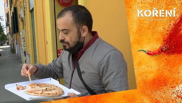 Jak chutná pizza z automatu? Obyvatelé Říma jsou na rozpacích