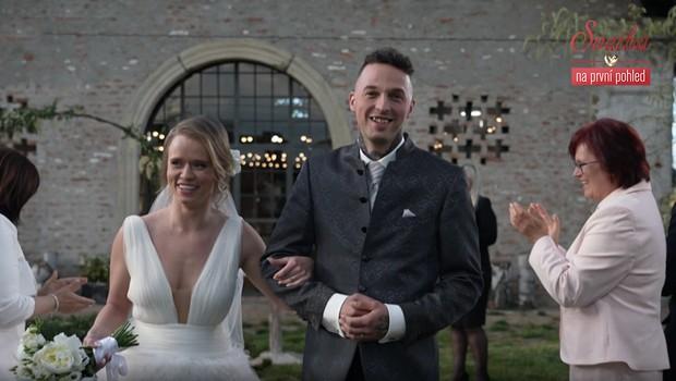 Scény před obřadem! Nevěsta prozradila, co prožívala o svatebním dnu