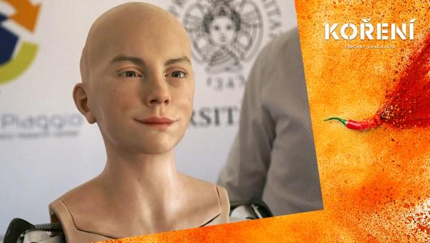 Humanoid má za úkol studovat lidské emoce! Komu tím může výrazně usnadnit život?