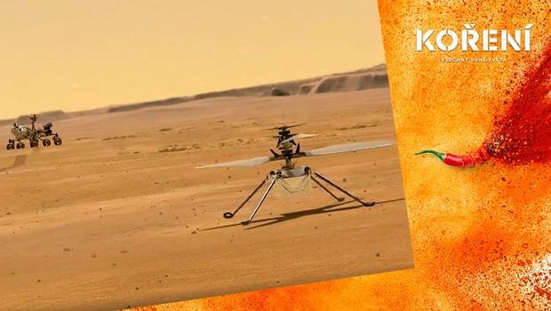 Velký úspěch v dobývání Marsu! Jak probíhal první let na jiné planetě?