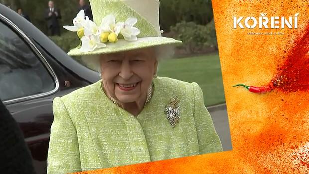 Jak vypadá snídaně britské královské rodiny? Nesmí chybět pomerančová marmeláda!