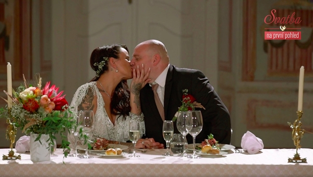 Představujeme druhý pár ze svatebního experimentu: Bude Štěpánka generál?