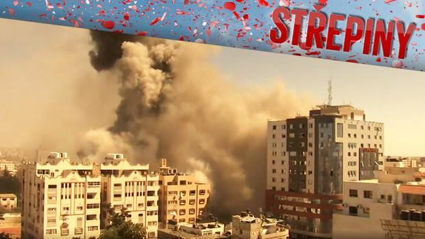 Ozbrojený konflikt mezi Izraelem a Palestinou: Nakolik se může ještě vystupňovat?