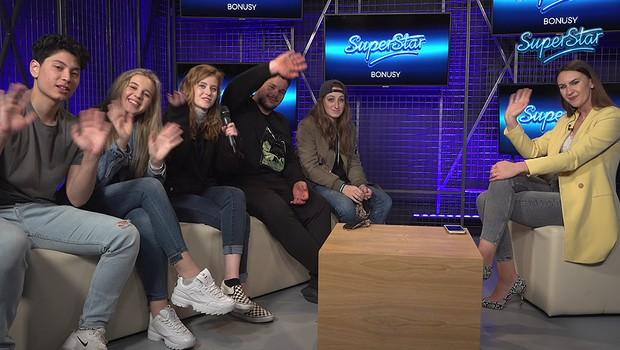 Superfinalisté odpovídali na vaše dotazy: Jak vypadala závěrečná oslava?