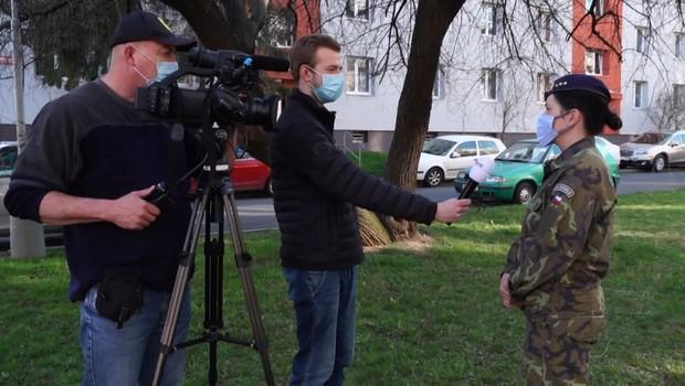 Jak změnila nová opatření práci reportérů? Takhle pro vás připravují nejčerstvější zprávy!