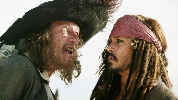 Pirátům z Karibiku nikdo nevěřil! Kdo a proč odmítl ve filmu účinkovat?