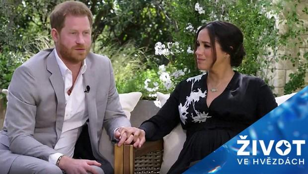 Šokující rozhovor Harryho a Meghan! Jak ovlivní britskou královskou rodinu?