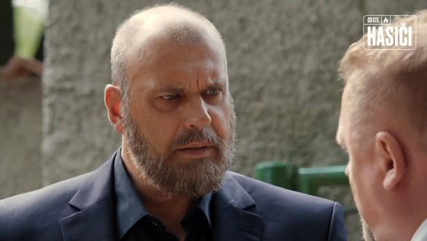 Petr Rychlý drasticky změnil image! Jakou roli hraje v novém seriálu TV Nova?