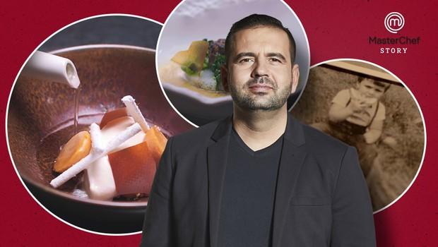 Porotce MasterChef Radek Kašpárek - Michelinský kuchař prozradil, jak uspět a nezničit se při tom