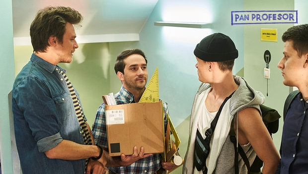 Odhaleno: Matouš Ruml prozradil, co ho čeká v seriálu Pan profesor!