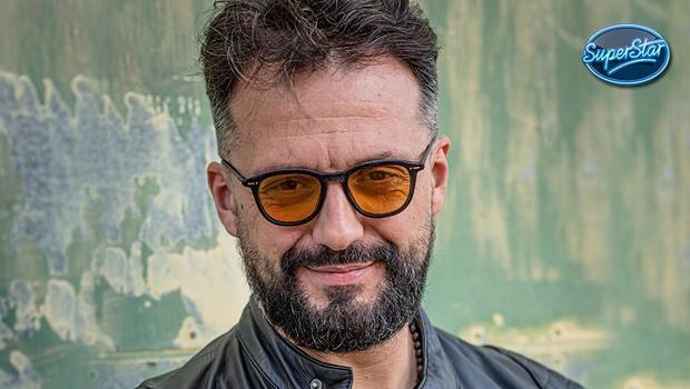 Nenapodobitelný umělec a multitalentovaný slovenský hudebník Marián Čekovský je novým porotcem SuperStar!