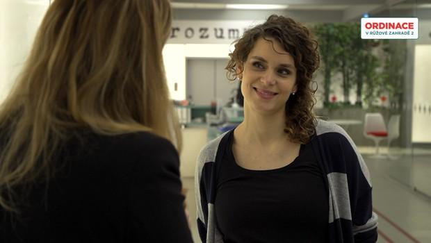 Těhotná Markéta Děrgelová promluvila o svých plánech. Kdy se chce vrátit do práce?