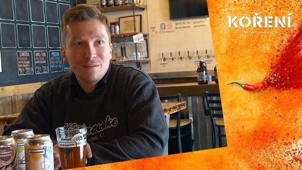 Český sládek vaří indiánům v Kanadě pivo na míru! Jak jim Jagr Lagr chutná?