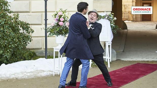 Vojta se popere s Mirdou! Dokáže se probojovat na svatbu?
