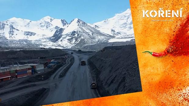 Dojde v Kyrgyzstánu k ekologické katastrofě? Těžba zlata ohrožuje vodní zdroje
