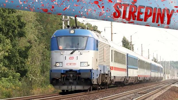 Modernizace českých železnic: Kde můžete očekávat výluky a zpoždění?