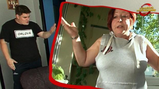 VIDEO z Výměny manželek: Náhradní manžel chytá amok!