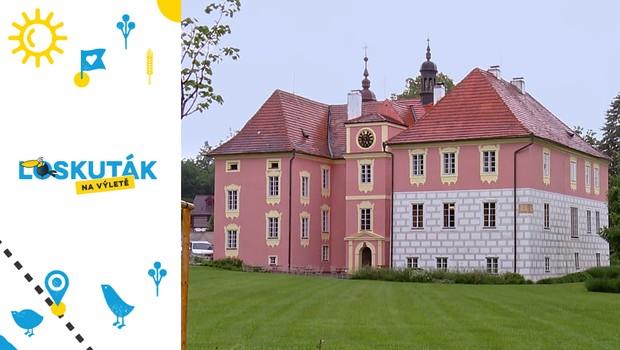 Zámek Mitrowicz prošel velkou rekonstrukcí. Co všechno návštěvníkům nabízí?