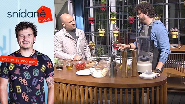 Nechci vařit jídla, která nemám rád! Které maso Romanovi nechutná?