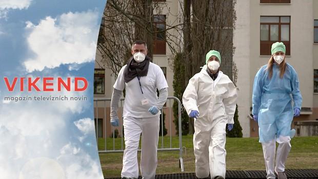 Dobrovolníci v nemocnicích: Nad osobní zájmy povýšili záchranu lidských životů!